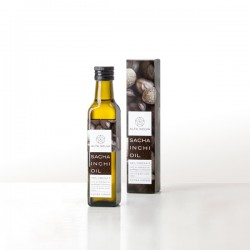 Confezione singola Olio Sacha Inchi 250 ml