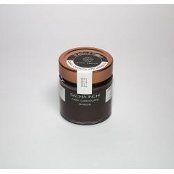 Zartbitter-Streichschokolade aus Sacha Inchi